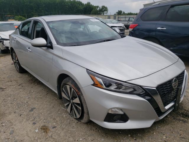 Salvage cars for sale from Copart Hampton, VA: 2020 Nissan Altima SV
