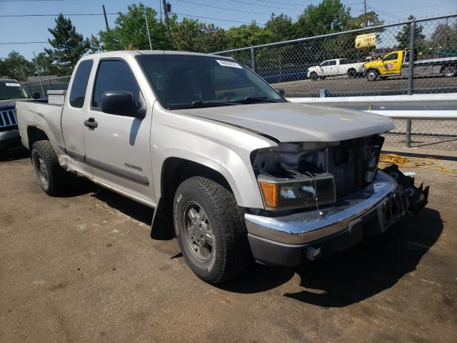 Salvage cars for sale from Copart Denver, CO: 2005 Chevrolet Colorado