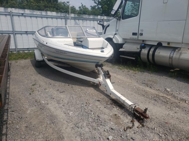 Salvage cars for sale from Copart Ontario Auction, ON: 1994 Thun BOAT&TRAIL