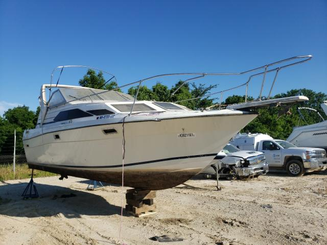 Salvage boats for sale at Columbia, MO auction: 1988 Bayliner Boat Only
