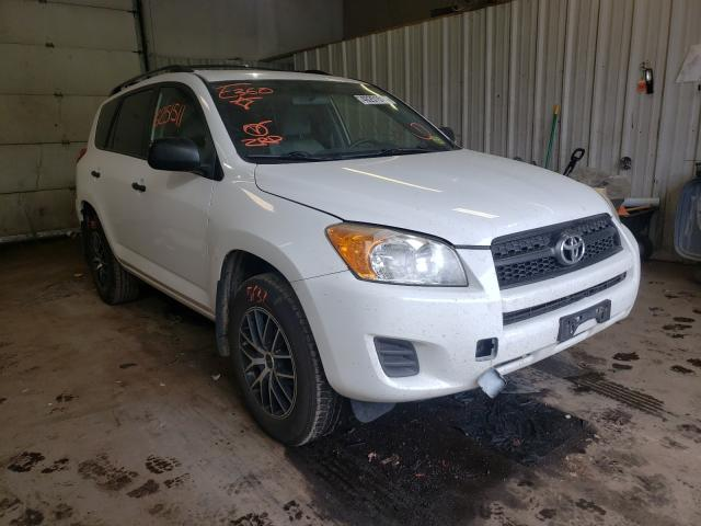 Salvage cars for sale from Copart Lyman, ME: 2012 Toyota Rav4