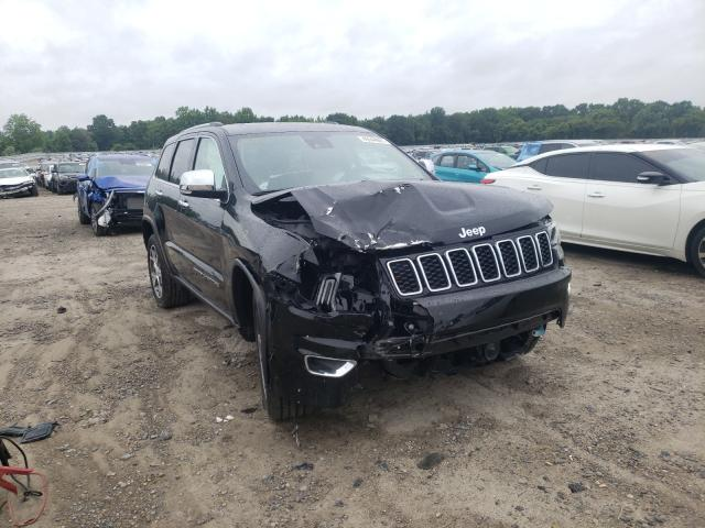 Salvage cars for sale from Copart Glassboro, NJ: 2020 Jeep Grand Cherokee