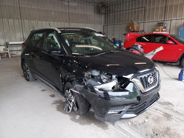 Salvage cars for sale from Copart York Haven, PA: 2020 Nissan Kicks SR