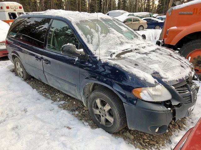 Vehiculos salvage en venta de Copart Rocky View County, AB: 2006 Dodge Grand Caravan