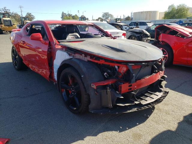 2016 Chevrolet Camaro SS for sale in Martinez, CA
