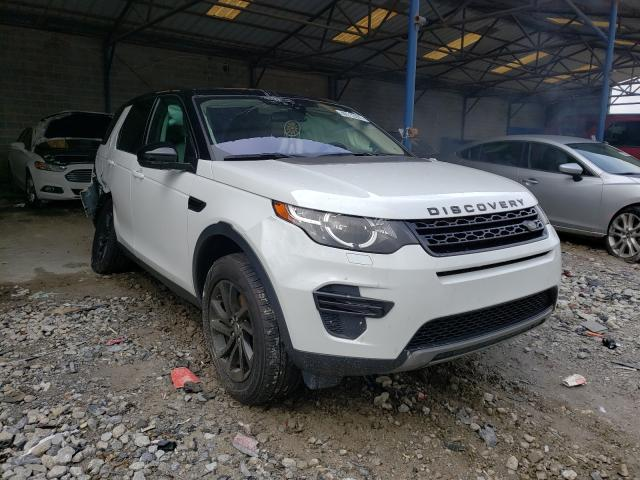 2018 LAND ROVER DISCOVERY SALCP2RX9JH769242