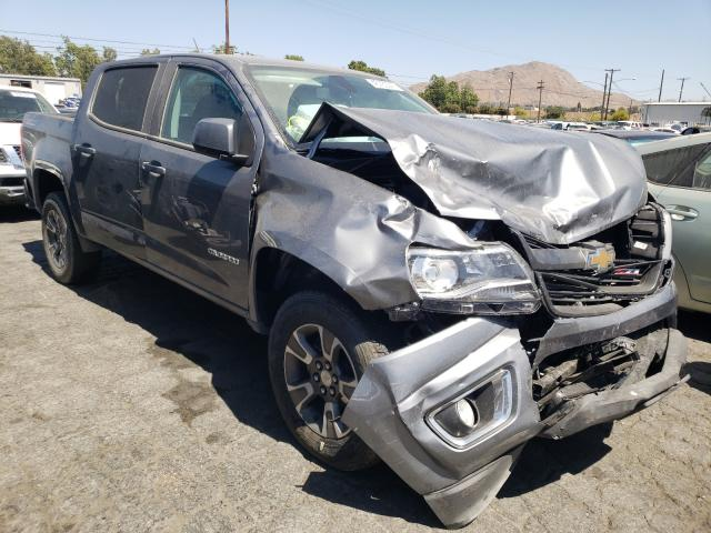 Salvage cars for sale from Copart Colton, CA: 2020 Chevrolet Colorado Z