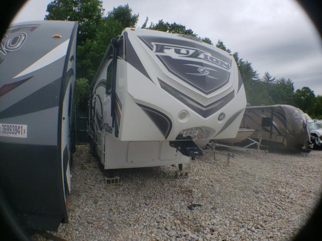 2013 Keystone Fuzion en venta en Candia, NH