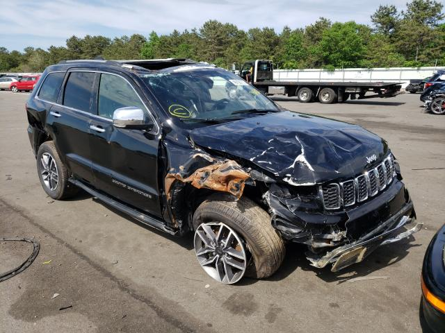 Salvage cars for sale from Copart Brookhaven, NY: 2020 Jeep Grand Cherokee