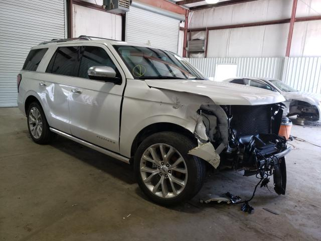 Salvage cars for sale from Copart Lufkin, TX: 2019 Ford Expedition