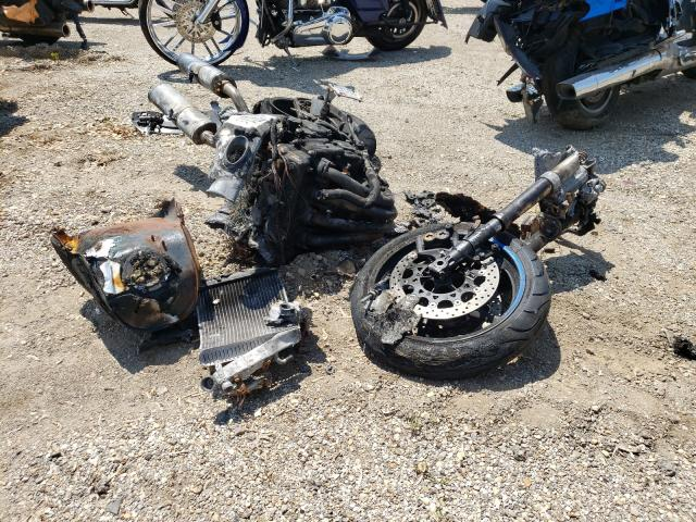 Salvage cars for sale from Copart Pekin, IL: 2005 Yamaha YZFR1