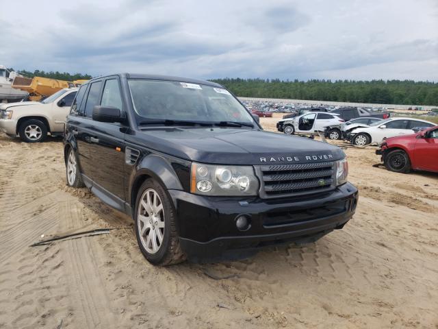 Land Rover Vehiculos salvage en venta: 2008 Land Rover Range Rover