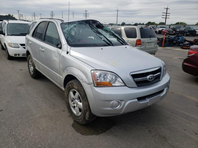 Salvage cars for sale from Copart Nampa, ID: 2009 KIA Sorento LX