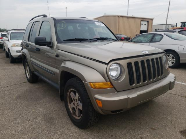 Jeep Liberty salvage cars for sale: 2005 Jeep Liberty