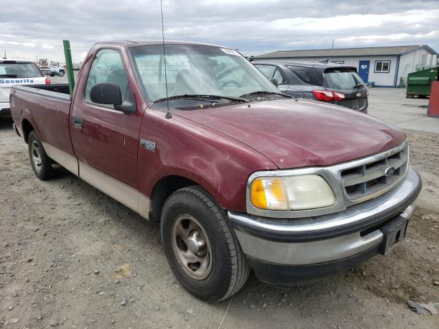 Salvage cars for sale from Copart Airway Heights, WA: 1997 Ford F150