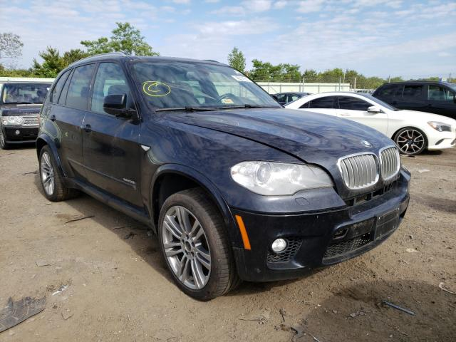 Salvage cars for sale from Copart Brookhaven, NY: 2013 BMW X5 XDRIVE5
