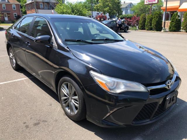 2015 Toyota Camry LE en venta en New Britain, CT