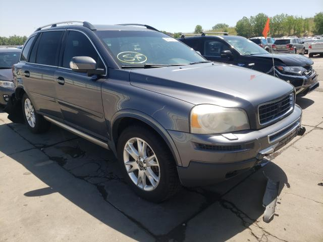Volvo salvage cars for sale: 2007 Volvo XC90 Sport