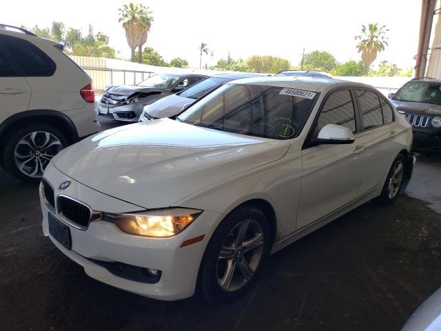 2014 BMW 320 I WBA3B1C59EP678696