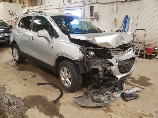 2019 Chevrolet Trax 1LT en venta en Casper, WY