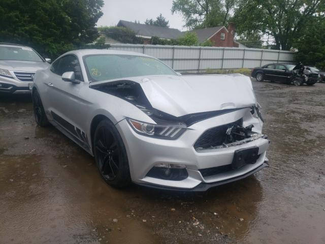 Salvage cars for sale from Copart Finksburg, MD: 2017 Ford Mustang