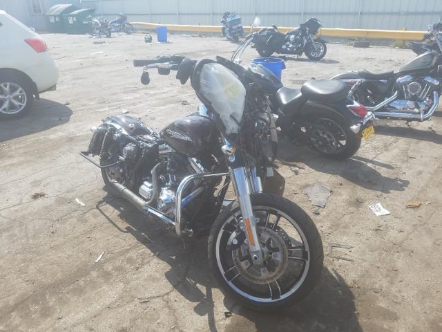 2014 Harley-Davidson Flhxs Street en venta en Dyer, IN