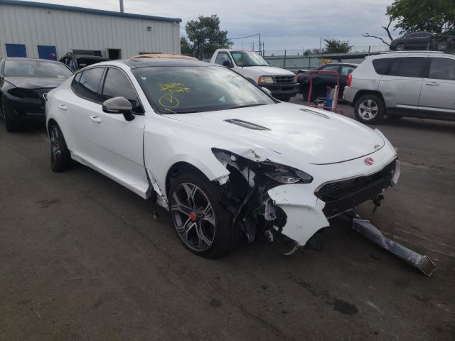 KIA Stinger salvage cars for sale: 2021 KIA Stinger