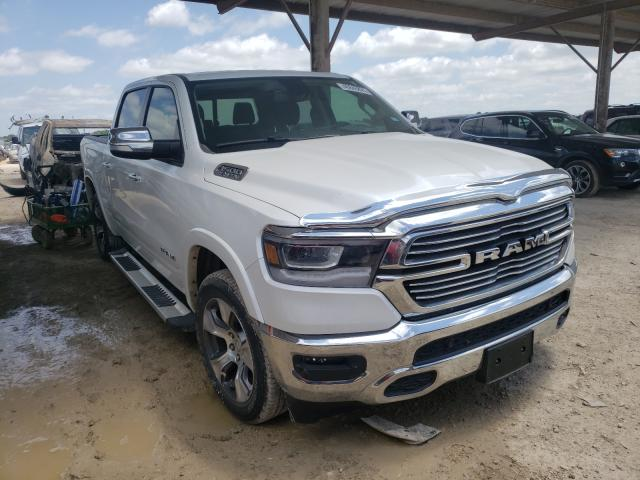 Salvage cars for sale from Copart Temple, TX: 2020 Dodge 1500 Laram