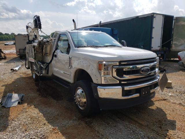 Salvage cars for sale from Copart Tanner, AL: 2020 Ford F550 Super