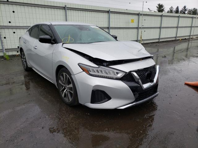 Salvage cars for sale from Copart Pennsburg, PA: 2020 Nissan Maxima S