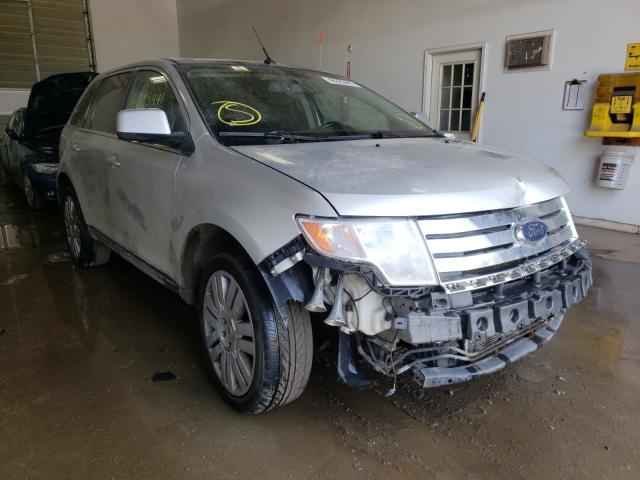 Ford Edge salvage cars for sale: 2010 Ford Edge