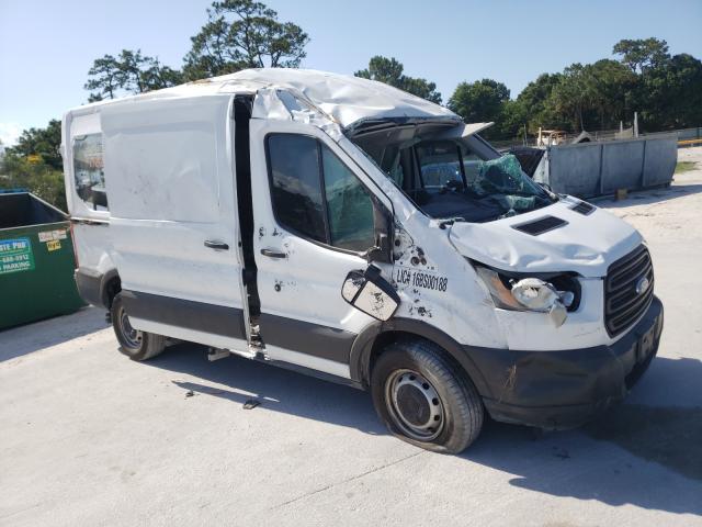 Vehiculos salvage en venta de Copart Fort Pierce, FL: 2015 Ford Transit T