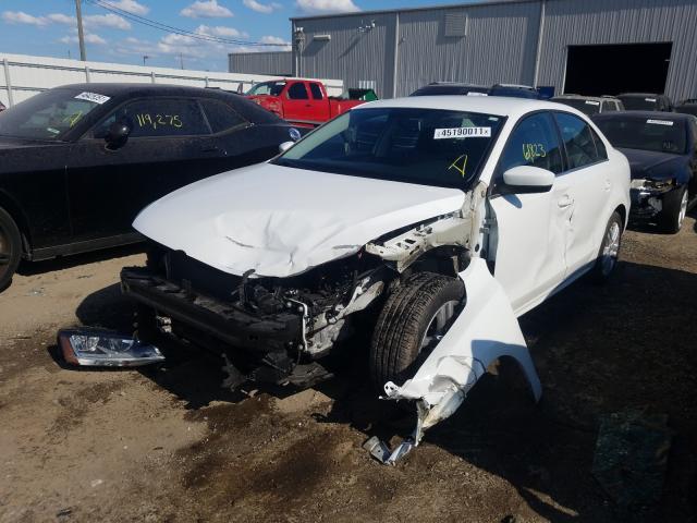 2017 Volkswagen Jetta S 1.4L, VIN: 3VW2B7AJ5HM217665, аукцион: COPART, номер лота: 45190011