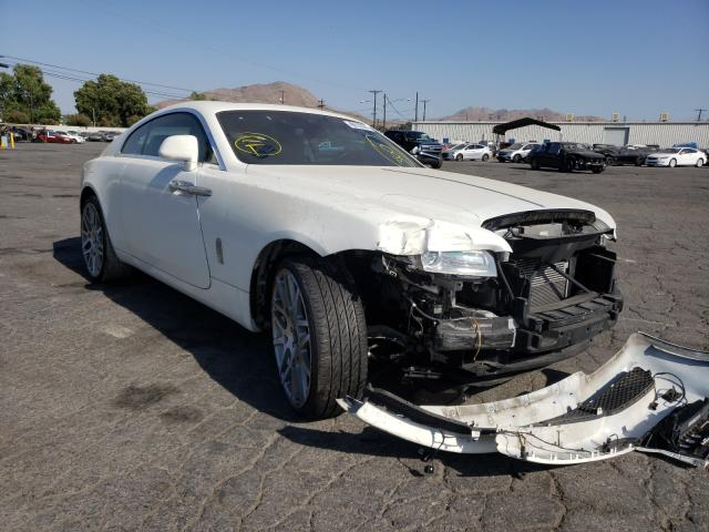 Rolls-Royce salvage cars for sale: 2014 Rolls-Royce Wraith