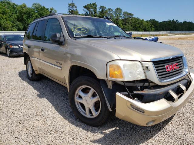 GMC Envoy salvage cars for sale: 2006 GMC Envoy