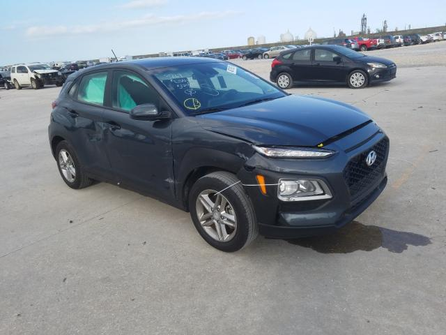 Salvage cars for sale from Copart New Orleans, LA: 2020 Hyundai Kona SE