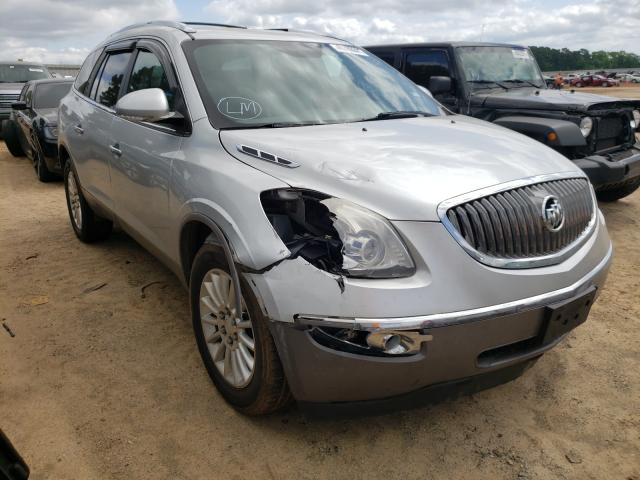 Salvage cars for sale from Copart Longview, TX: 2012 Buick Enclave