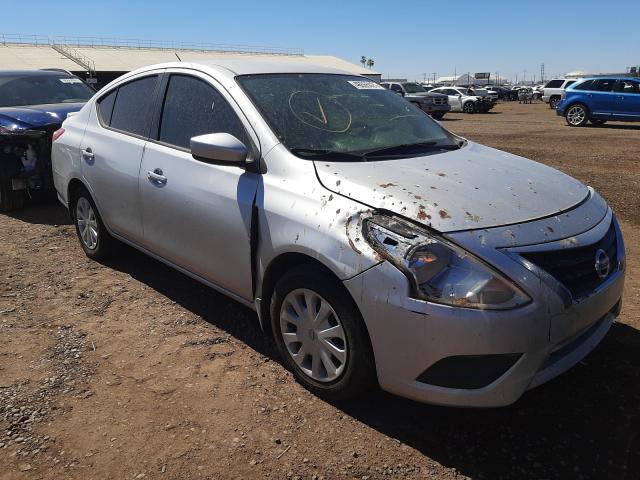 Vehiculos salvage en venta de Copart Phoenix, AZ: 2015 Nissan Versa S