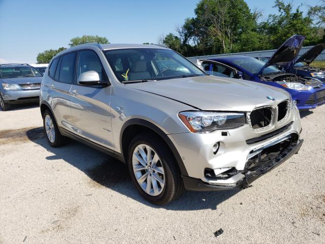 BMW Vehiculos salvage en venta: 2015 BMW X3 XDRIVE2