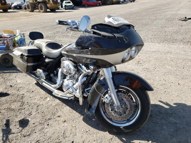 Salvage cars for sale from Copart Brighton, CO: 2004 Harley-Davidson Fltri