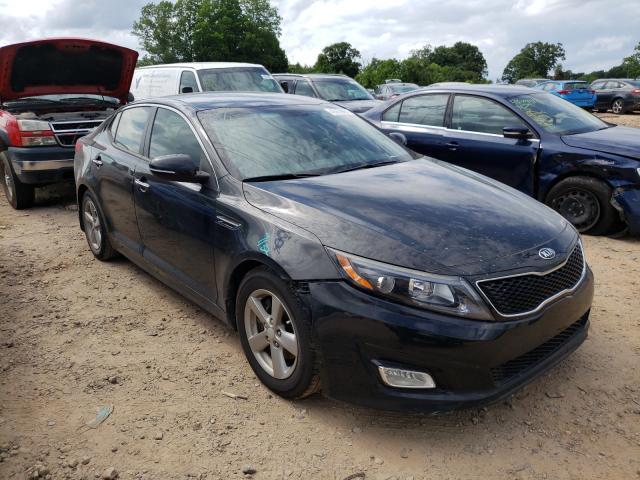 Vehiculos salvage en venta de Copart China Grove, NC: 2014 KIA Optima LX