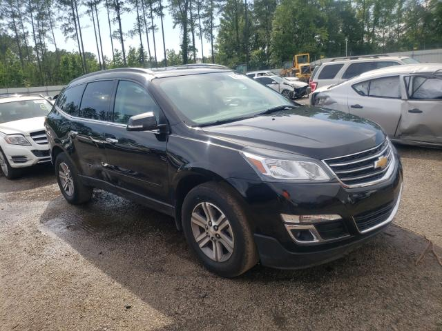Chevrolet Traverse salvage cars for sale: 2017 Chevrolet Traverse