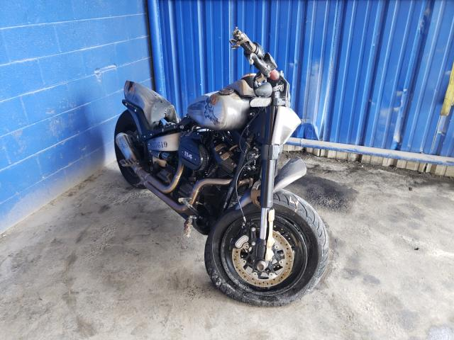 Salvage cars for sale from Copart Cartersville, GA: 2019 Harley-Davidson Fxfbs