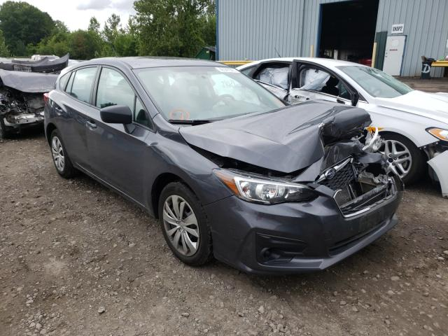 Salvage cars for sale from Copart Portland, OR: 2019 Subaru Impreza