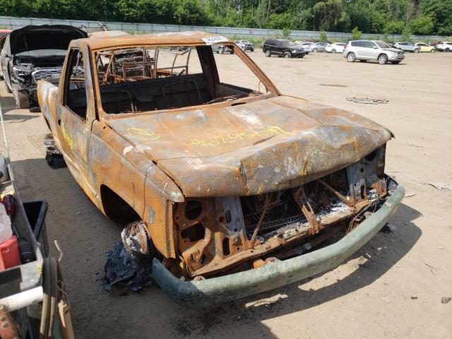 Salvage cars for sale from Copart Davison, MI: 1998 Chevrolet GMT-400 K1