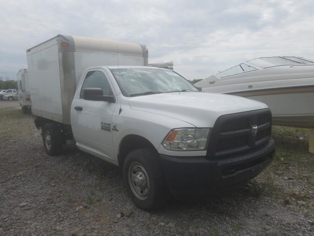 Salvage cars for sale from Copart Central Square, NY: 2014 Dodge RAM 2500 ST
