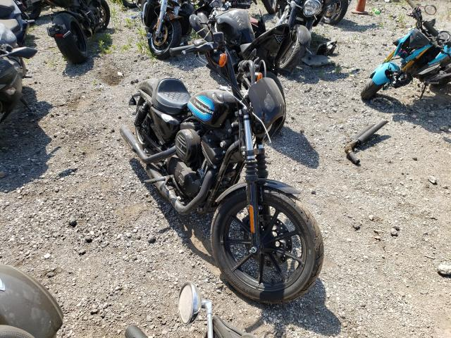 Harley-Davidson XL1200 NS salvage cars for sale: 2018 Harley-Davidson XL1200 NS
