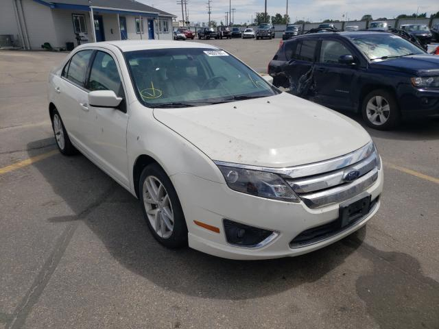 Salvage cars for sale from Copart Nampa, ID: 2010 Ford Fusion SEL