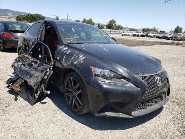 Salvage cars for sale from Copart San Martin, CA: 2015 Lexus IS 350