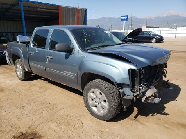 Salvage trucks for sale at Colorado Springs, CO auction: 2009 GMC Sierra K15